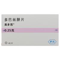 美多芭 多巴丝肼片 0.25g*40片