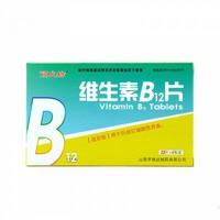 亨瑞达 维生素B12片 25Ug*100片