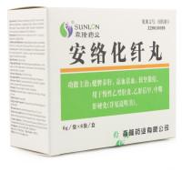 森隆药业 安络化纤丸 6g*6袋