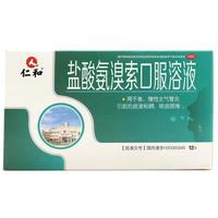 仁和 盐酸氨溴索口服溶液 12支