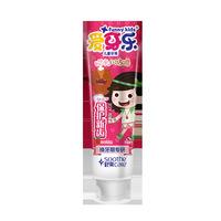 舒爽 爱牙乐换牙期儿童牙膏 葡萄香型60g/支